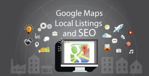 google maps local listings