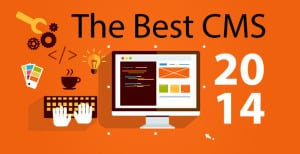 best cms 2014