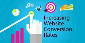 increase website conversion rates