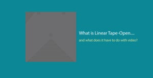 what is linear tape-open