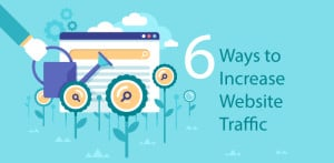 ways to increase website traffic