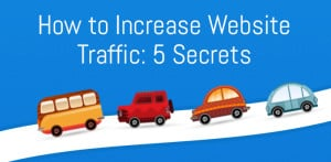 how to increse website traffic