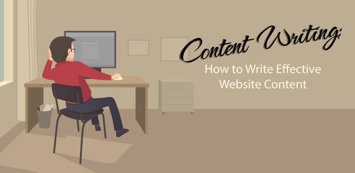 Writing good web page content?