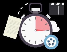 video script timer