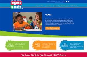 bricks for kids wordpress multisite