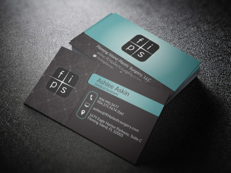 tips business card design