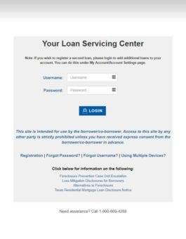 Multiverse-website-design-loan-servicing-center right start mortgage