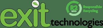 exit logo redesign