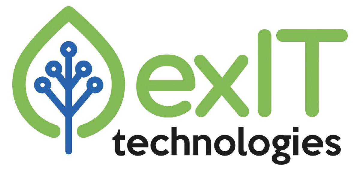 exit logo rebrand