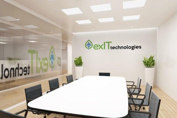 exite logo redesign