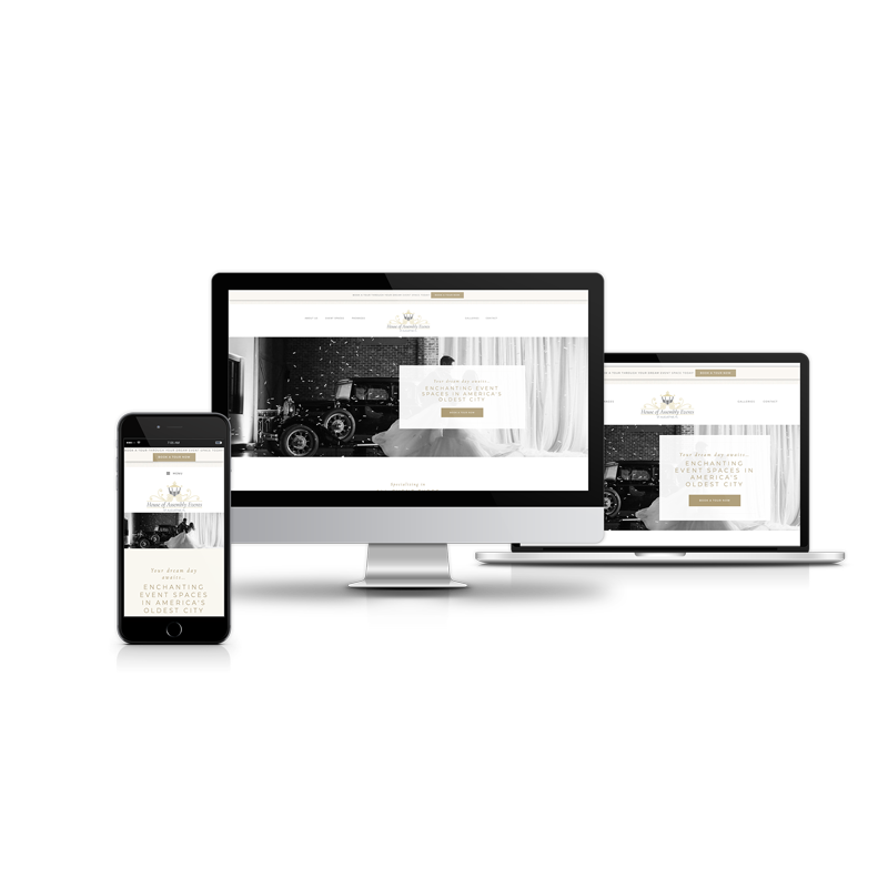 Jacksonville website design