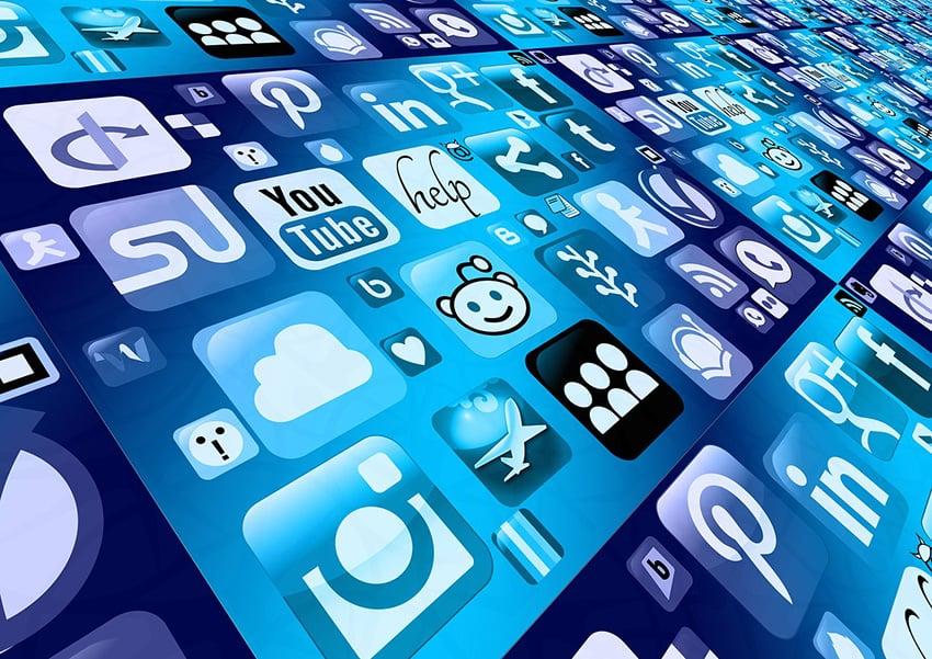 share business blogs on social