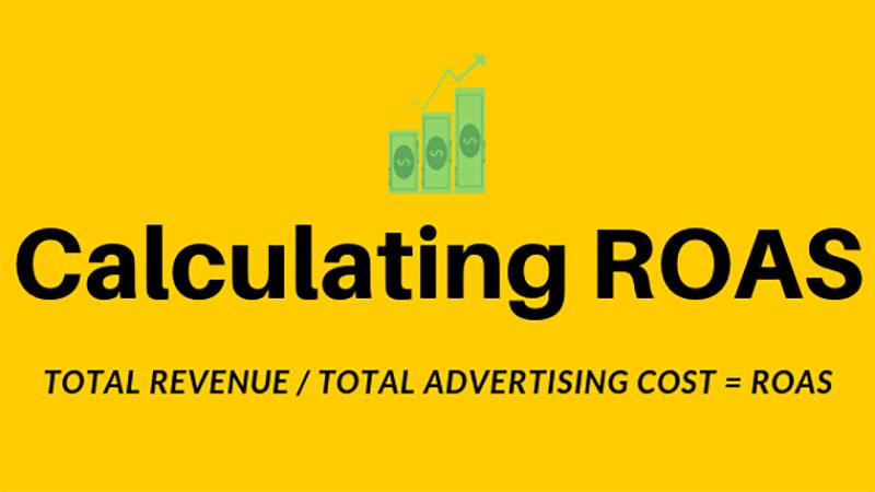 calculating roas
