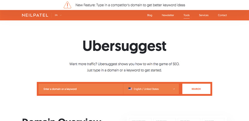 keyword blog tools