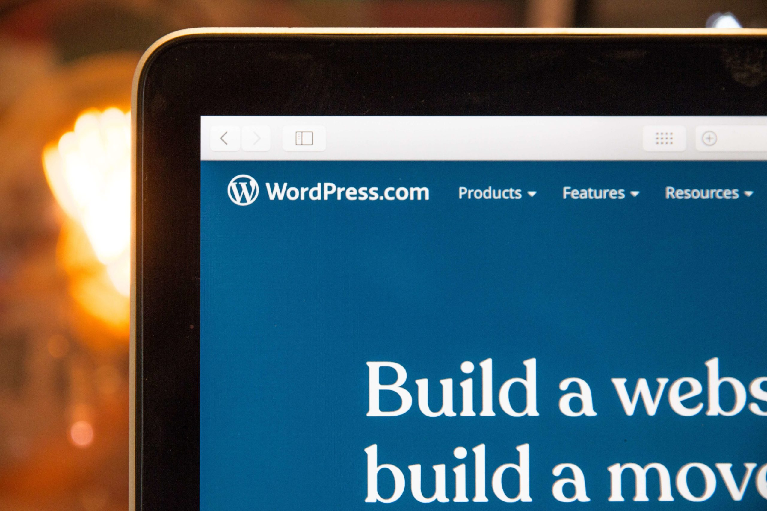 Franchise website development with WordPress.