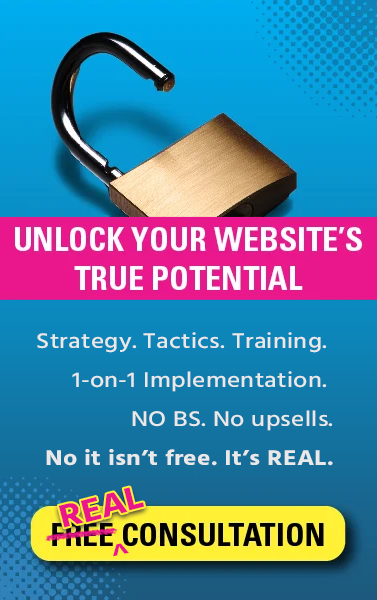 Marketing Consultation Banner